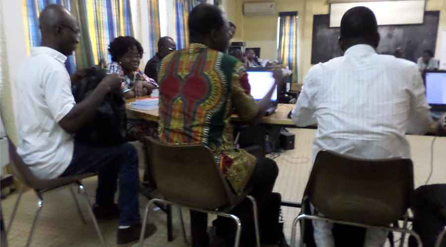 Centre de formation santé publique togo