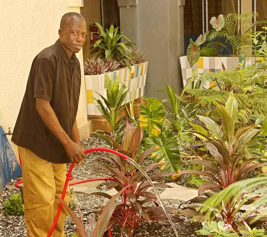 Centre Formation Santé Publique Togo