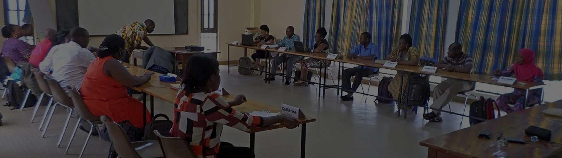 Formation santé publique Togo
